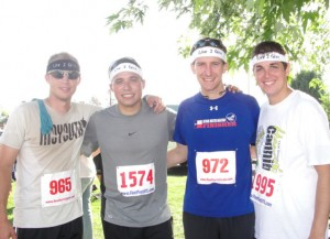 Move-A-Thon runners